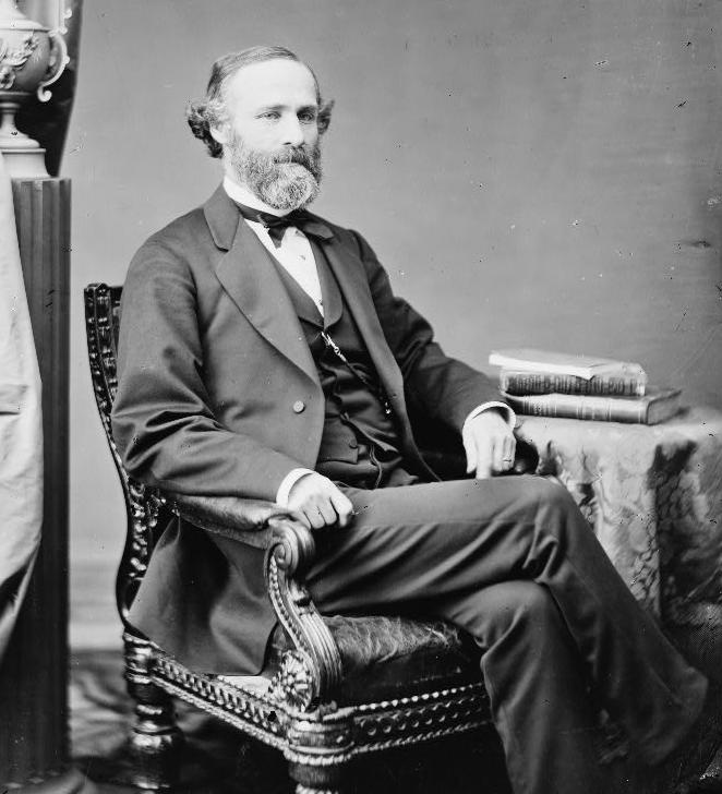 Pres. Cleveland also reformed other parts of the government. In 1887 he signed an act creating the Interstate Commerce Commission. He and Secretary of the Navy William C. Whitney undertook to modernize the navy and canceled construction contracts that had resulted in inferior ships.  They angered railroad investors by ordering an investigation of western lands they held by government grant.