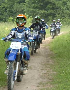 3 Ways to Ride a Dirt Bike - wikiHow