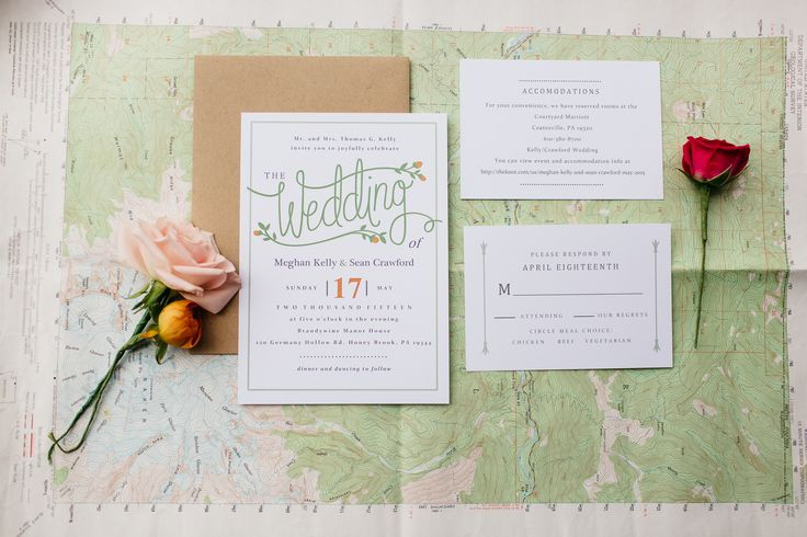 Outdoor Brandywine Manor House Wedding | Katie Mac Floral Designs | Invitation Suite - Bucks County Wedding Photographer; Becka Pillmore Photography