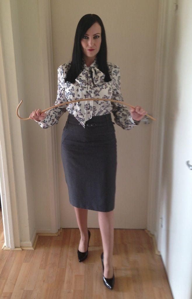 Grey satin blouse silk panties and satin skirt - 83 part 8