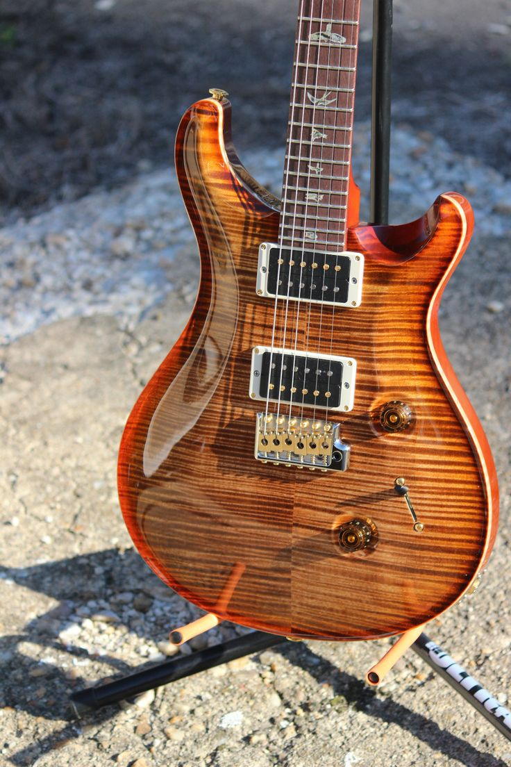 Paul Reed Smith PRS Custom 24 Artist Package Autumn Sky Electric Guitar Case | eBay