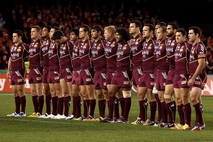 Queensland State of Origin Team - 7 series wins in a row....let's make it 8 this year! QUEENSLANDER!!!!