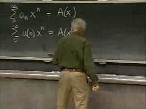 Awesome explanation of the origin of the Laplace Transform