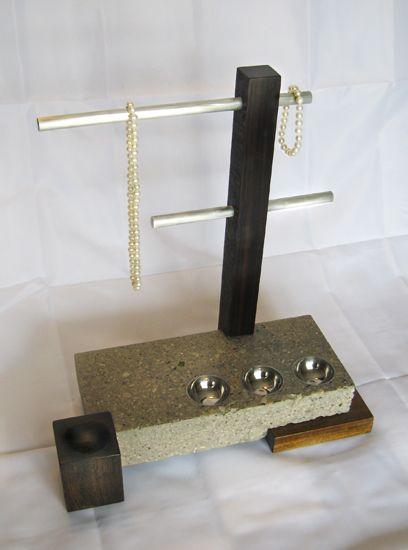 Modern Jewelry Rack - Love.