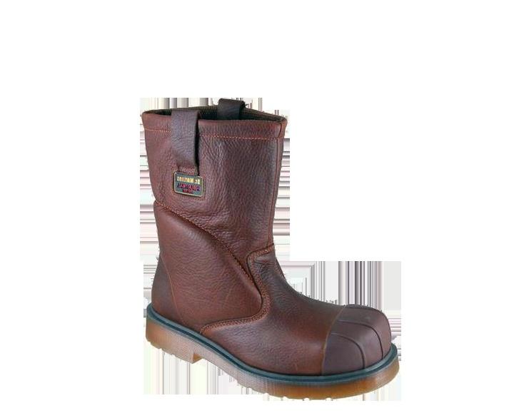 Dr Martens HARDHAT RIGGER BOOT TEAK INDUSTRIAL TRAILBLAZ - Doc Martens Boots and Shoes