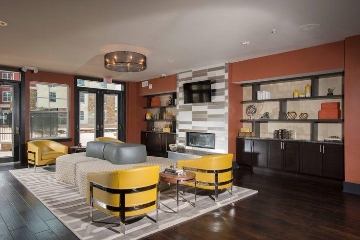 Student housing in Columbia, Missouri - The Den | Interior ...