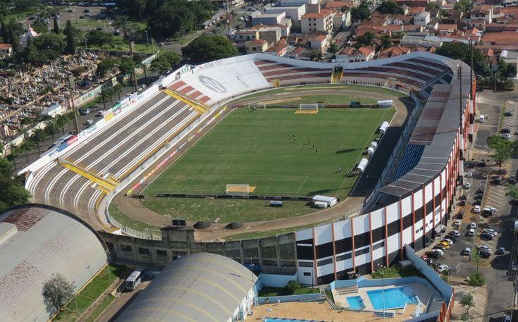 Estádio Barão de Serra Negra - Piracicaba (SP) - Capacidade: 18 mil - Clube: XV de Novembro