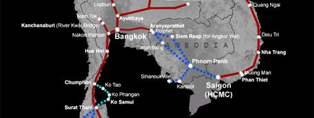 hoooyaah! i will do it...  Train & bus travel in Cambodia | Bangkok to Angkor Wat & Phnom Penh, HCMC to Phnom Penh