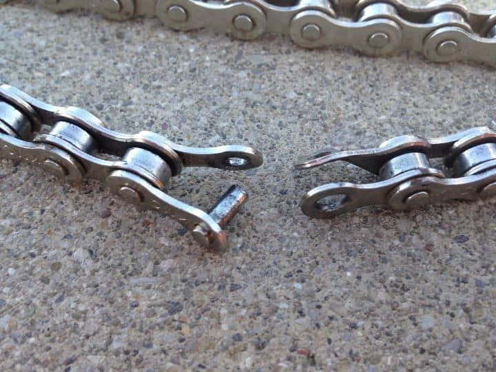 Chain Tightening Bike Chain Chain Bmx