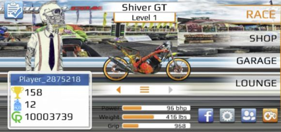 Download Game Drag Bike 201m Indonesia Mod Apk Android Terbaru