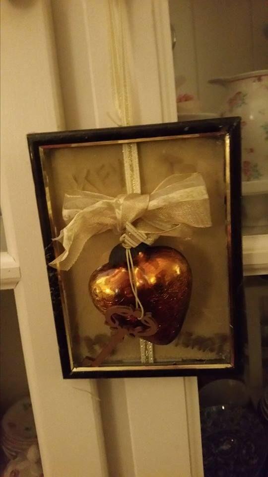 gouden hart - hart van goud