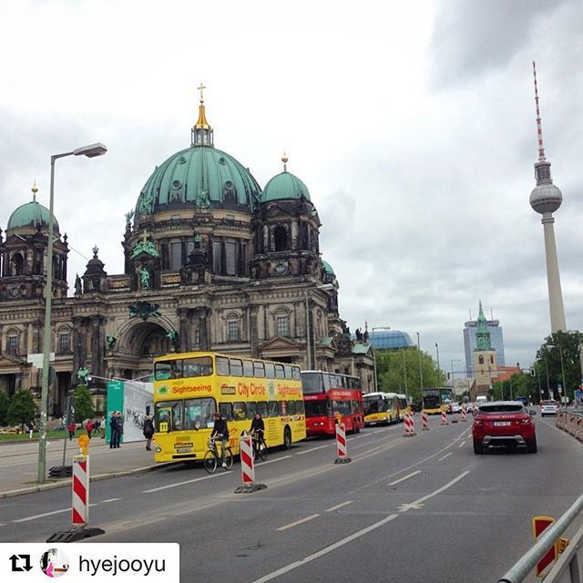 Yellow Tour - Stop no.11: Berliner Dom & Museuminsel: Two significant sights of berlin. If you are #travelling and want to discover the city in 1 or 2 days, we can help!