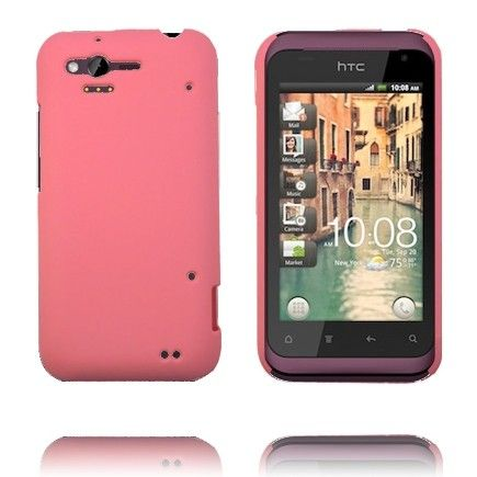 Hard Shell (Pink) HTC Rhyme Cover