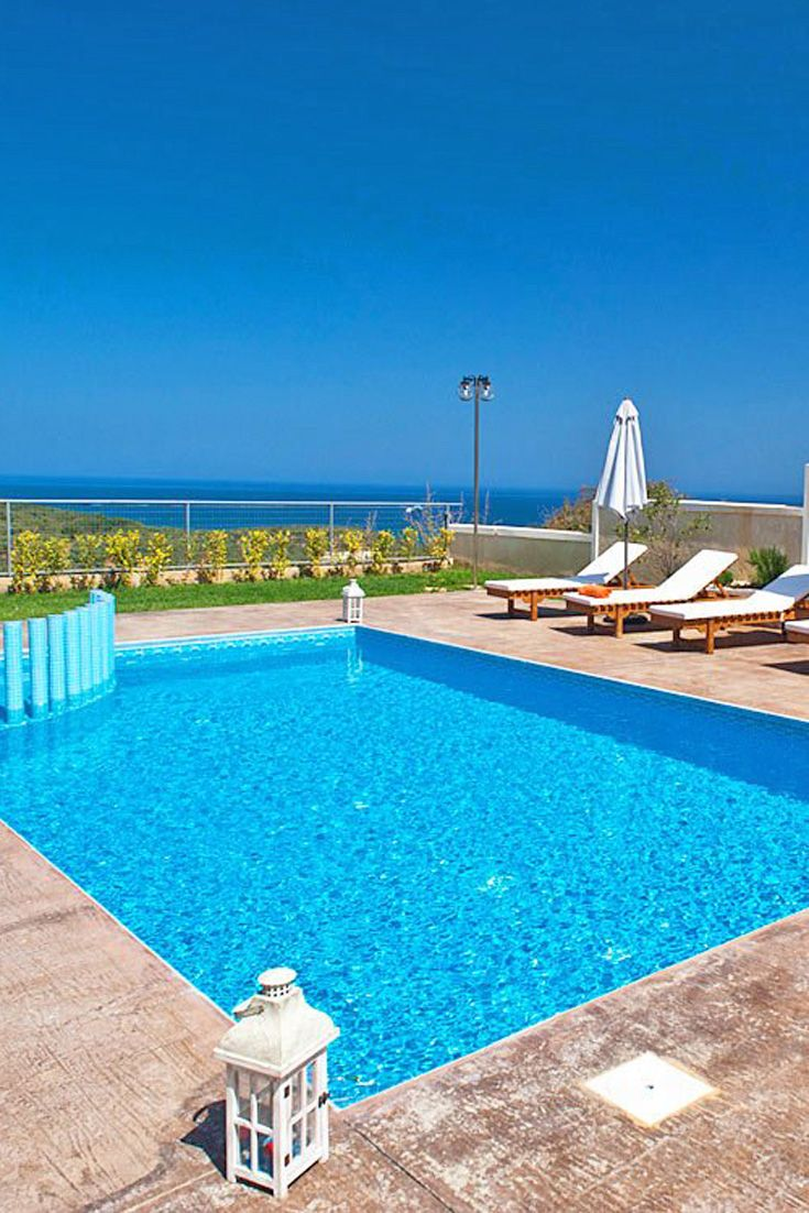 Villa Supreme in Agia Marina, Chania, Crete