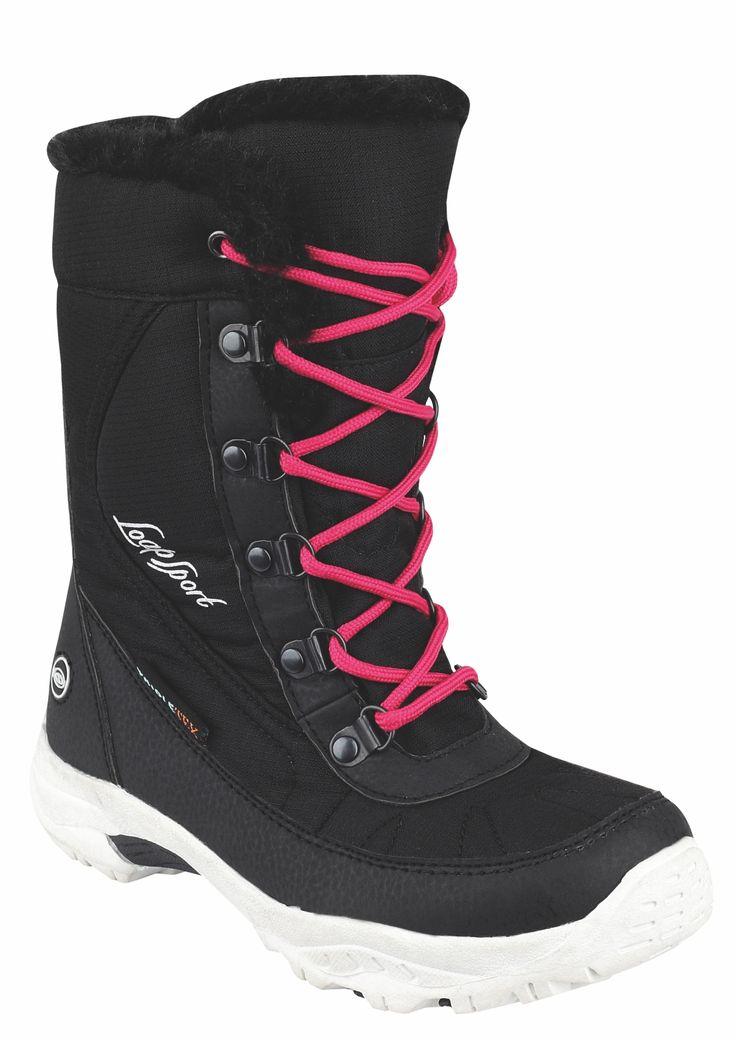 LOAP Dětské zimní boty  COLL KID velikost 28-35