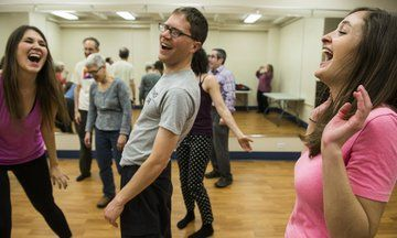 I Tried Laughter Yoga And It Actually Made Me Happier. Sarah Bourassa, Huffington Post.
