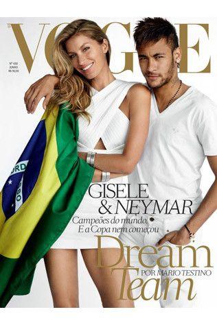 Gisele Bündchen to present Soccer World Cup trophy to winners - Vogue Australia