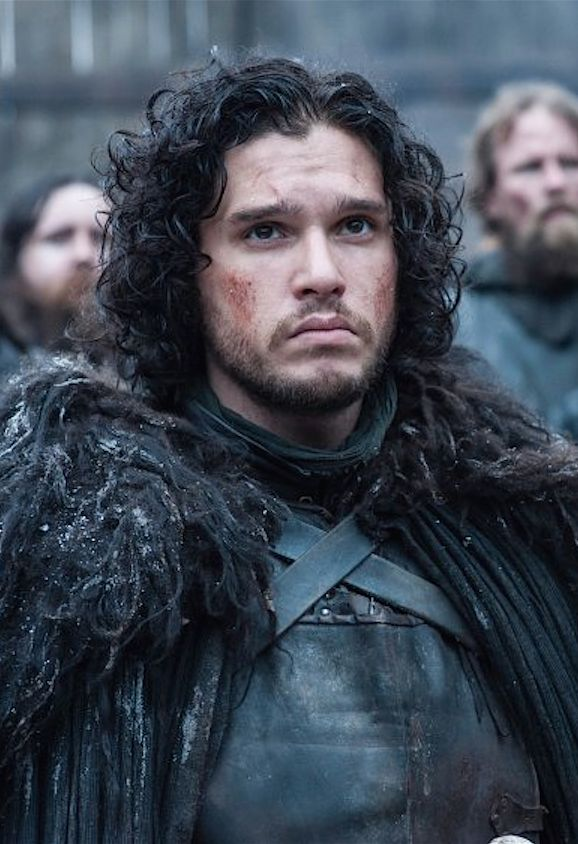 Jon, I love you even more now that we know you were Lyanna's son.