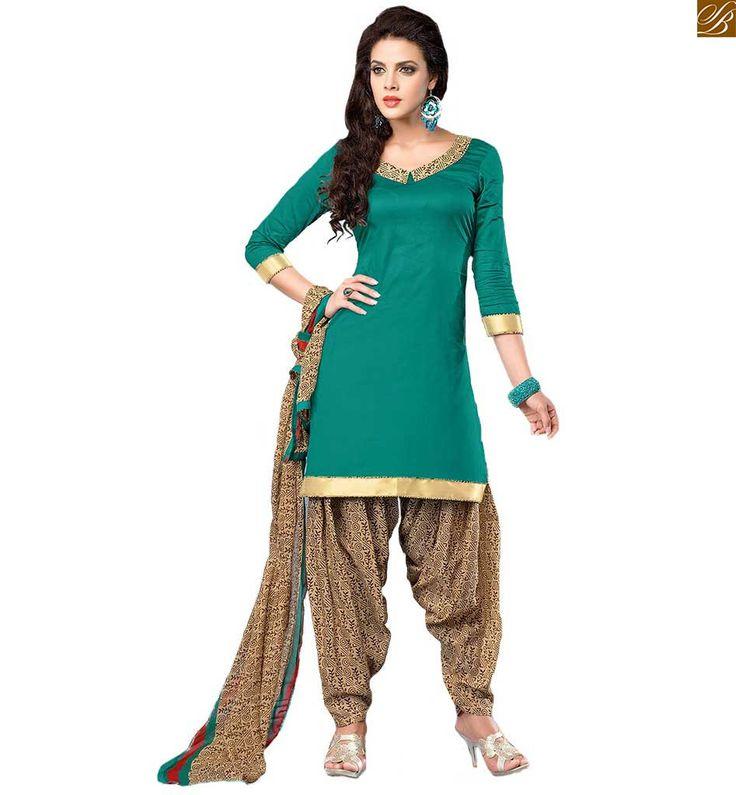 GRACEFUL PATIALA SALWAR KAMEEZ INDIA ONLINE SHOPPING RTEVO4003 – Stylish Bazaar