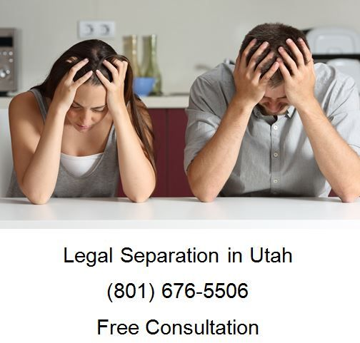 Legal Separation in Utah