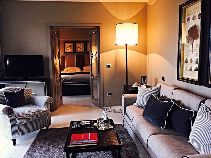Suite of Hotel Villa Ducale in Taormina #luxurytravel