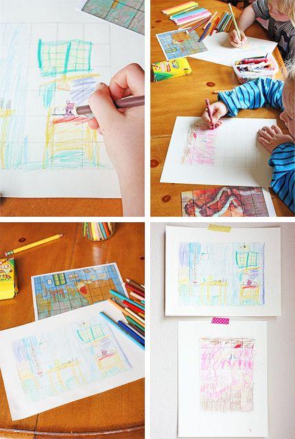 92 Best Childrens Art Images On Pinterest