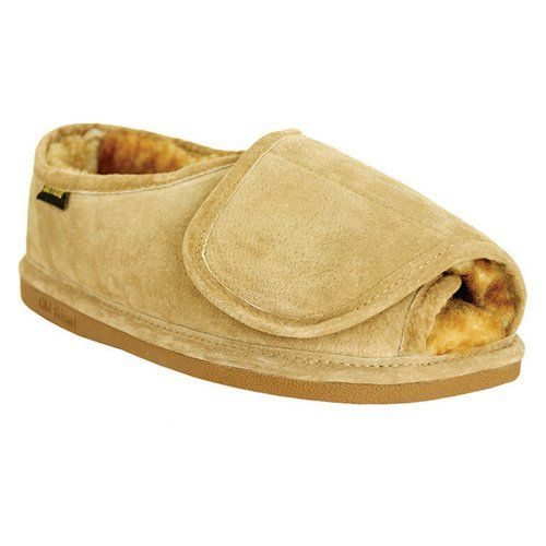 Have to have it. Old Friend Step-In Womens and Mens Slippers $68.99