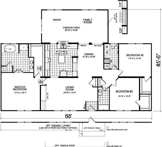 7 best modular home floor plans images on pinterest for Modular homes south carolina floor plans