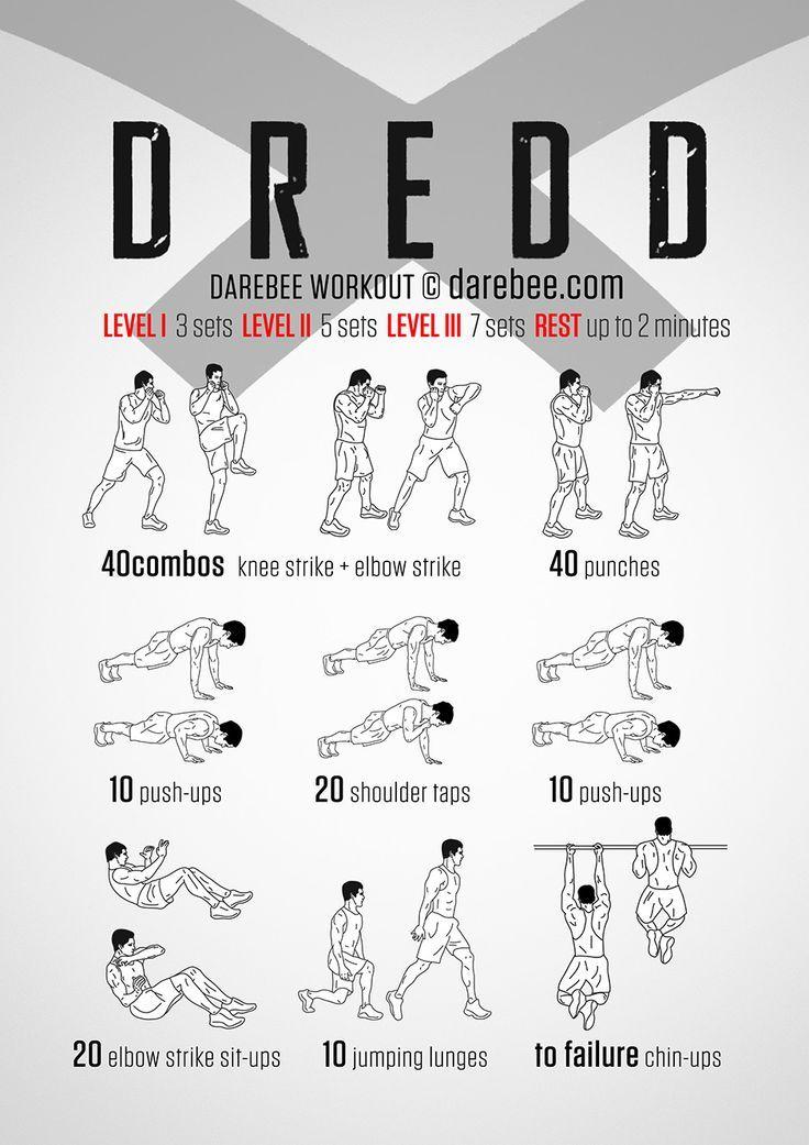 Dredd Workout