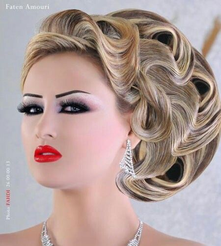 arabic bridal makeup 2013 makeup pinterest bridal makeup bridal and makeup. Black Bedroom Furniture Sets. Home Design Ideas