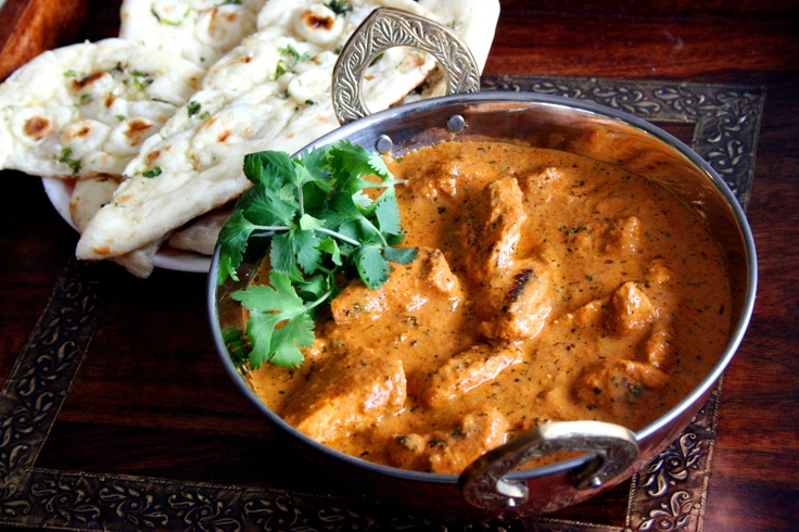 Chicken Tikka Masala - husband said it was tasty and authentic. Sauce is VERY thick. I served it with rice and naan. It was easier to make than the recipe lets on.