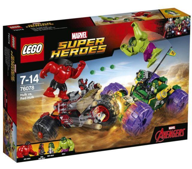 lego-hulk-vs-red-hulk-76078-lego-marvel-2017-set-box - Visit to grab an amazing super hero shirt now on sale!