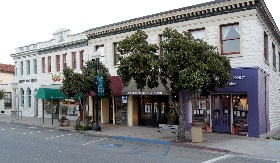 Downtown, Pacific Grove, CA