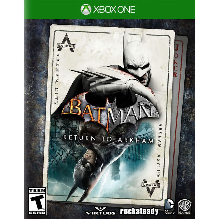 Use Batman's legendary gadgetry, strike from the shadows, and confront The Joker and Gotham City's most notorious super villains. Batman: Arkham City sends players soaring into Arkham City - a heavily fortified sprawling district in the heart of Gotham City. | eBay!