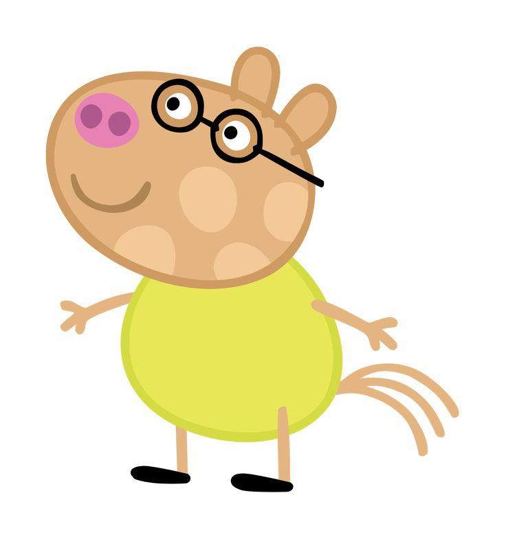 Cartoon Characters: Peppa Pig PNG (HQ)