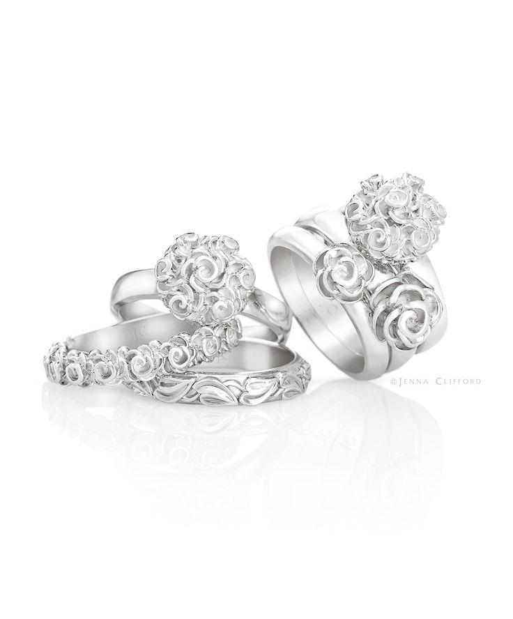 These Mia Stacker Rings make me happy– #JennaClifford