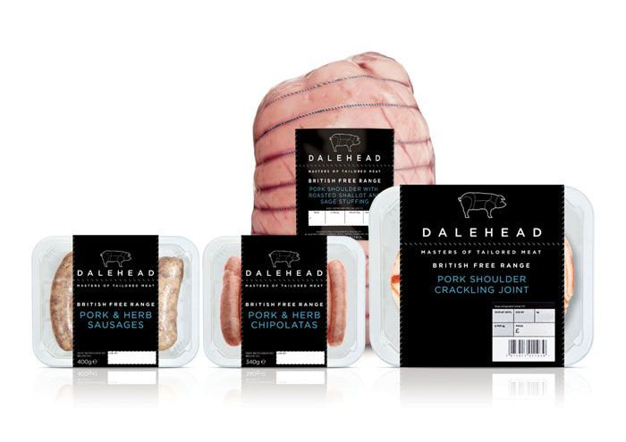 Dalehead is one of the largest meat processors in the UK. Kaleidoscope created a brand that not only reflected its values and beliefs in good husbandry and high standards of welfare, but Dalehead's dedication to all aspects of production, butchery and final delivery.