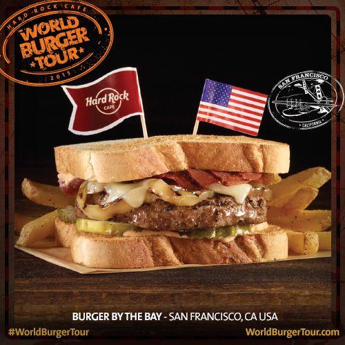 #Burger By The Bay #SanFrancisco #WorldBurgerTour