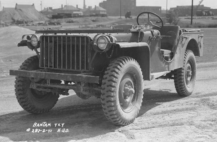 Up to 2,500 Jeeps expected for world's largest Jeep parade and the Bantam jeep's 75th anniversary