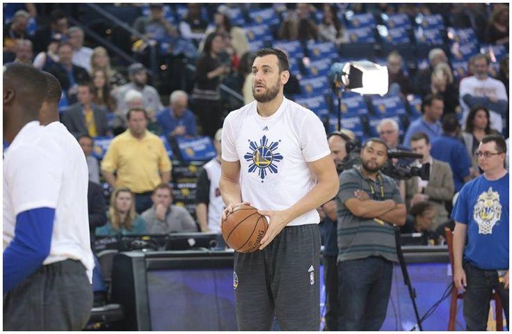 NBA Rumors: Golden State Warriors to Part Ways with Andrew Bogut - http://www.hofmag.com/nba-rumors-golden-state-warriors-part-ways-andrew-bogut/165199