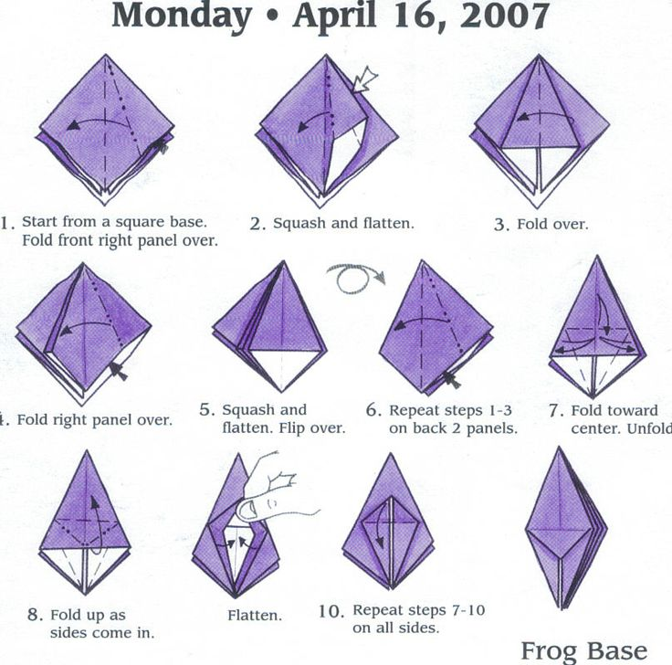 17 best images about origami basic shape sites on