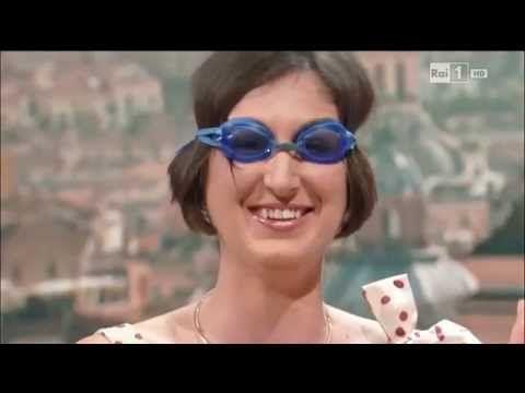 smacchiatori naturali - Lucia Cuffaro a Unomattina in Famiglia - YouTube