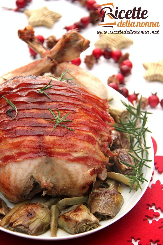 Tacchinella di Natale al forno - Turkey