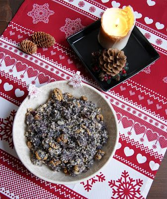 Kuchnia Bon Appetit: Kutia z kaszą jaglaną