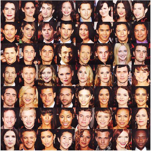 Twilight Saga's visual discripts, these are our people, PEOPLE!!! mmhm. Finito !