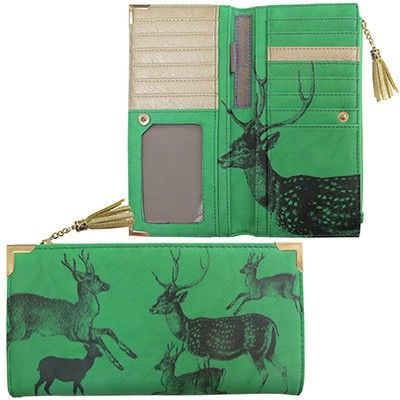 Disaster Designs Wallet - Stag