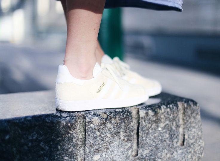 adidas Gazelle dispo sur courir.com !