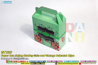 Paper Box Jinjing Shabby Chic And Vintage Polkadot Hijau HUB: 0852-2855-8701 (WA/Telp) #paperbox #paperboxjingjing #paperboxsabby #paperboxchic #paperbox #vintage #paperboxhijau #paperboxpolkadot #PaperBox #PabrikBox #HargaSouvenir #desainundanganPernikahan
