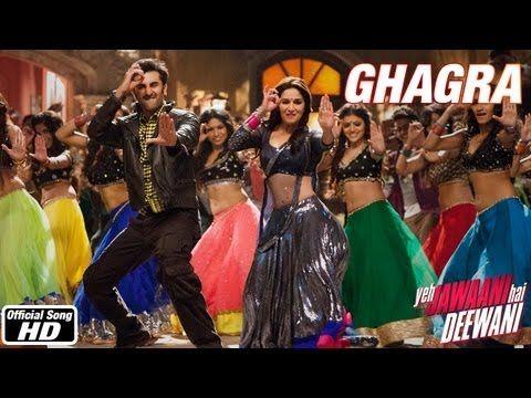 Ghagra - Yeh Jawaani Hai Deewani   Madhuri Dixit, Ranbir Kapoor, Deepika Padukone - YouTube