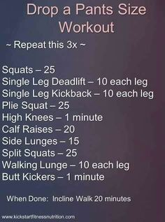 Lower body workout                                                       …